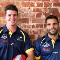 Skill Hire has joined The Woodville West Torrens Football Club