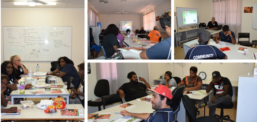 APY Lands staff training