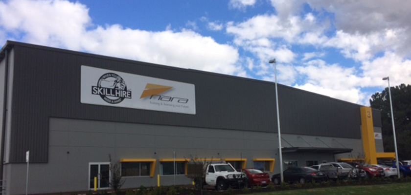 Skill Hire Head Office Forrestfield