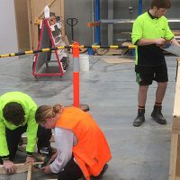 Skill Hire pre-apprenticeship program