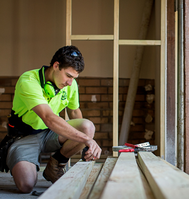 Want to Start Your Joinery & Carpentry Apprenticeship?