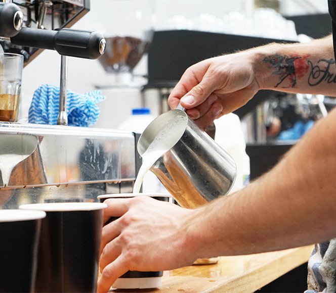 Get a Job as a Barista without Any Experience